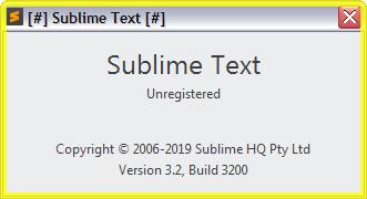 Sublime Text 3 2 Build 3200 Final - Software Updates - nsane