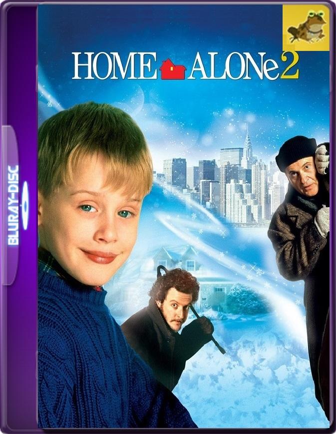 Mi Pobre Angelito 2: Perdido En Nueva York (1992) Brrip 1080p (60 FPS) Latino / Inglés