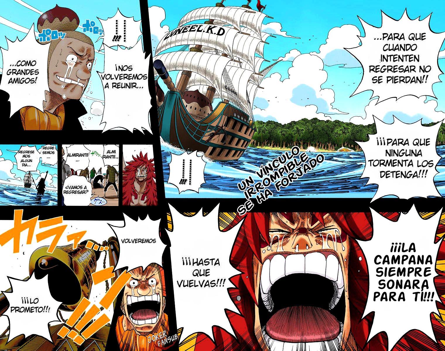 One Piece Manga 286-291 [Full Color] NK5qozjt_o