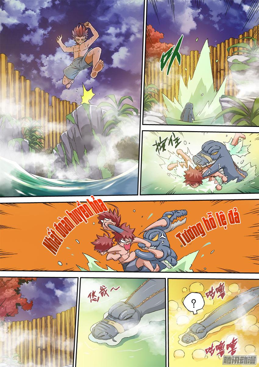 Quyền Bá Thiên Hạ Chapter 62