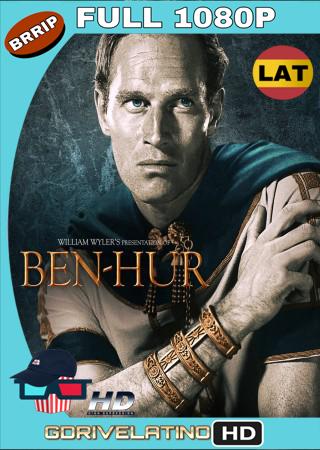 Ben-Hur (1959) BRRip Full 1080p Audio Trial Latino-Castellano-Ingles MKV