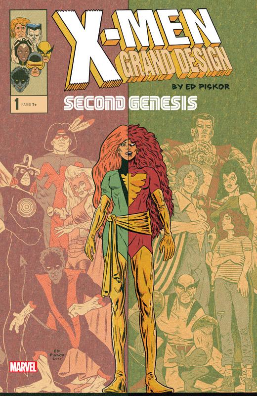 X-Men - Grand Design - Second Genesis #1-2 (2018)