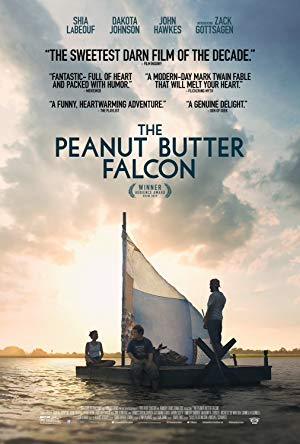 the peanut butter falcon 2019 BRRip AC3 x264-CMRG