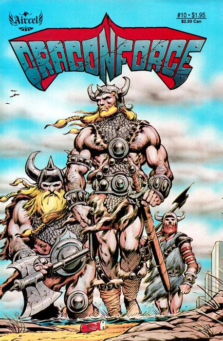 Dragonforce #1-13 (1988-1989) Complete