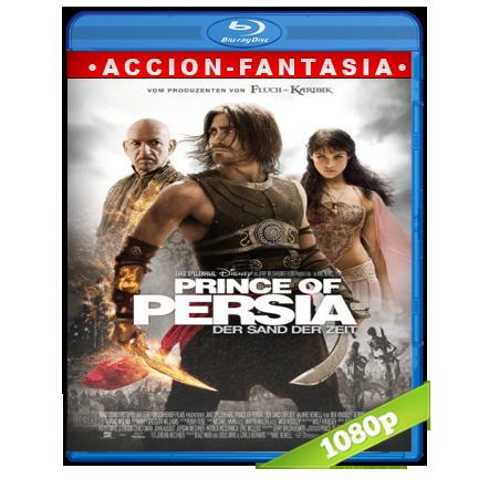 El Principe De Persia Las Arenas Del Tiempo (2010) BRRip Full 1080p Audio Trial Latino-Castellano-Ingles 5.1