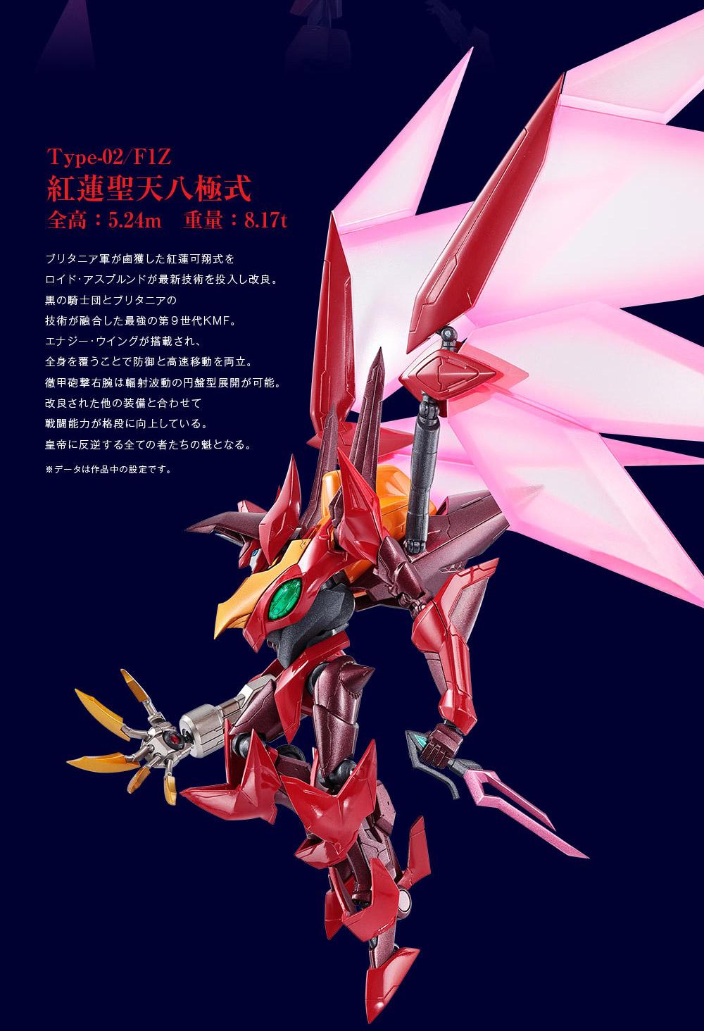 "Gundam : Code Geass - Metal Robot Side KMF ""The Robot Spirits"" (Bandai) - Page 2 JhqHB8YE_o"