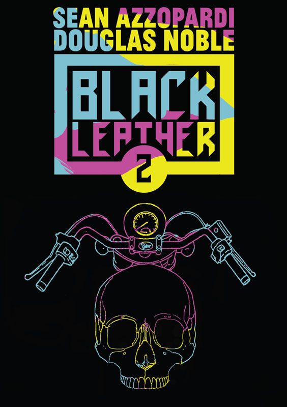 Black Leather #1-5 (2019-2020)