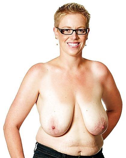 Short hair mature nude-7394