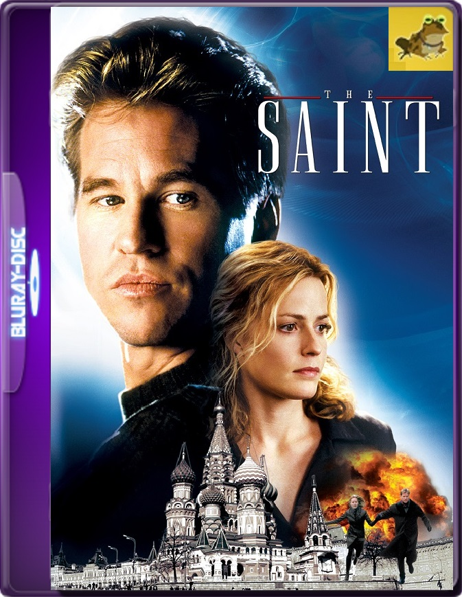 El Santo (1997) Brrip 1080p (60 FPS) Latino / Inglés