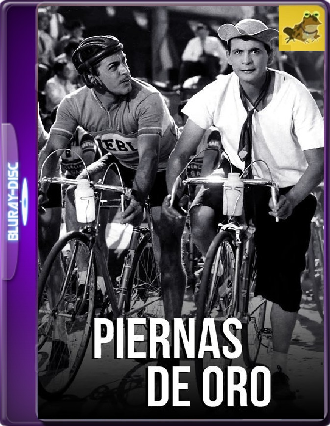 Piernas De Oro (1958) WEB-DL 1080p (60 FPS) Latino