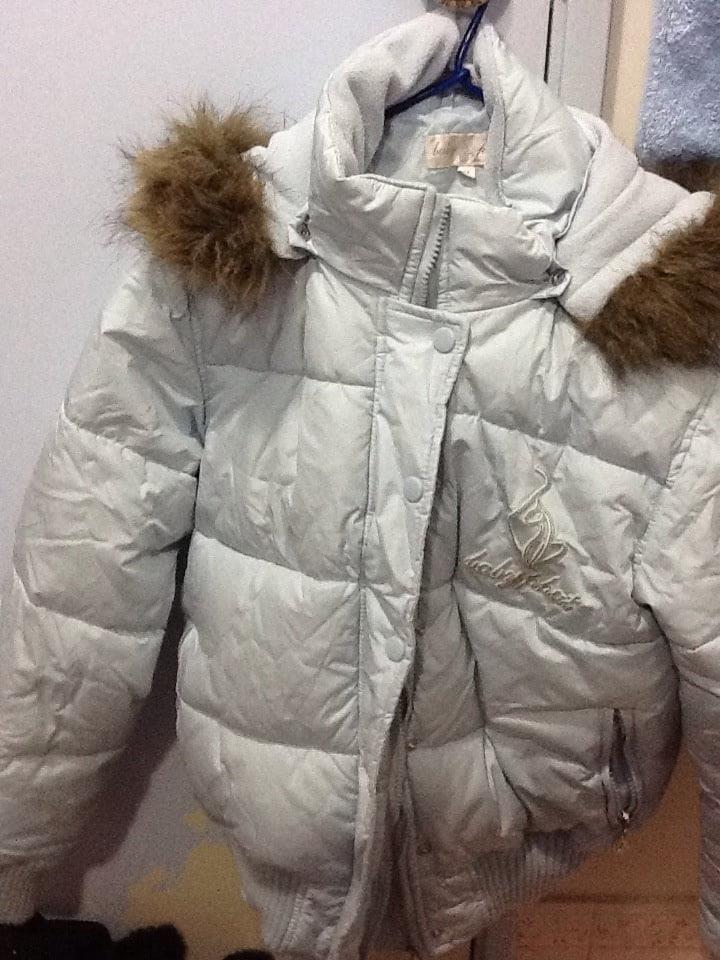 Gap baby jacket girl-2077