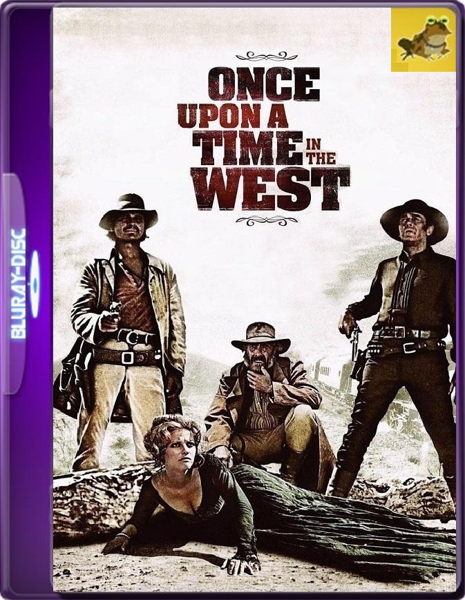Érase Una Vez En El Oeste (1968) Brrip 1080p (60 FPS) Latino / Inglés