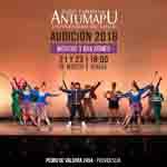 Audición 2018: Músicos y Bailarines