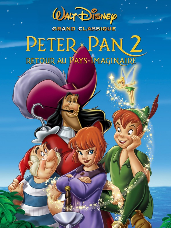 Peter Pan 2 2002 MULTi 1080p BluRay HDLight x265-H4S5S