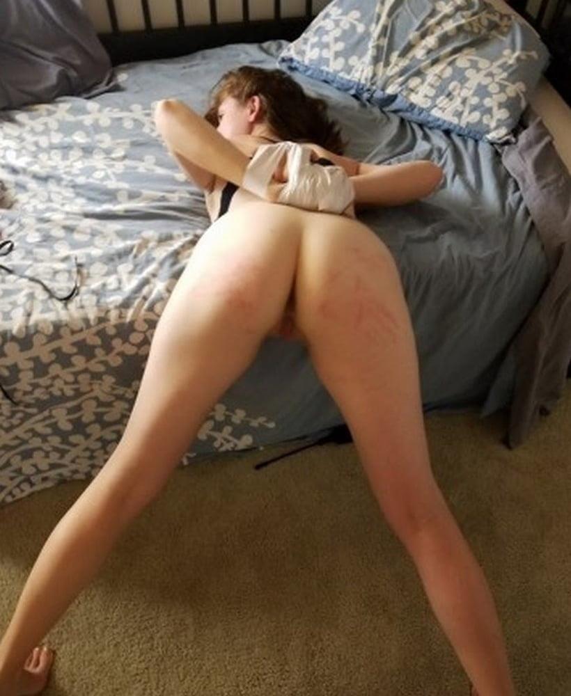 Amateur bondage anal-6031