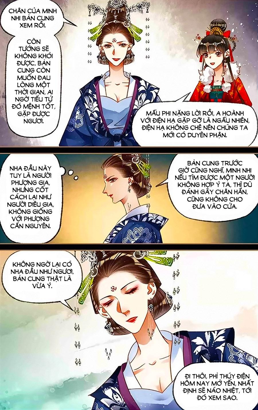 Thần Y Đích Nữ chap 191 - Trang 8