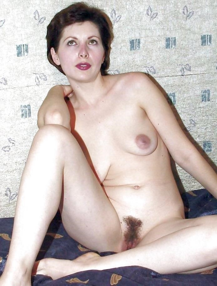 Short hair mature nude-3175