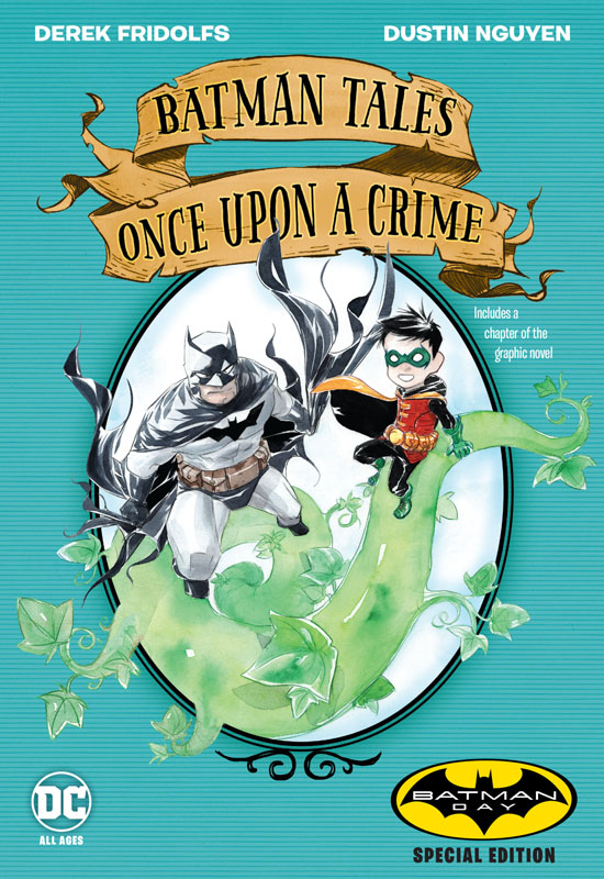 Batman Day Batman Tales - Once Upon a Crime 001 (2020)