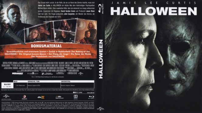 Halloween (2018) BRRip 720p Audio Trial Latino-Castellano-Ingles