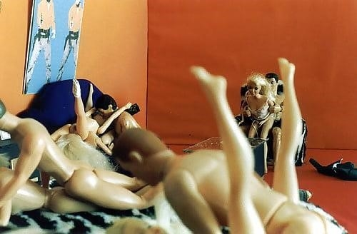 Cartoon barbie porn-1158