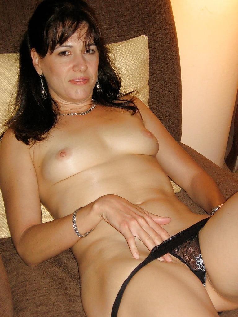 Hairy nude older women-7228