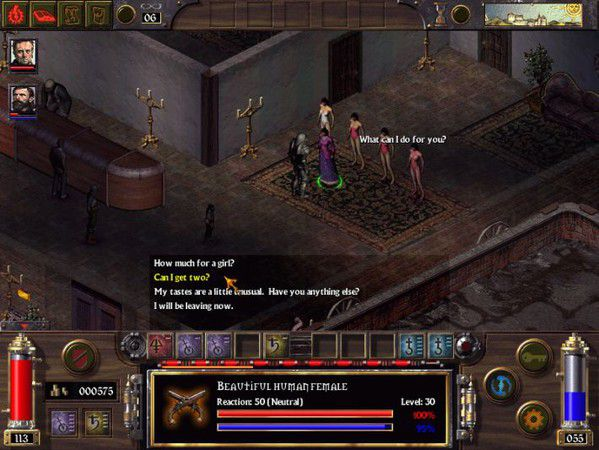 Arcanum: Of Steamworks and Magick Obscura Captura 2