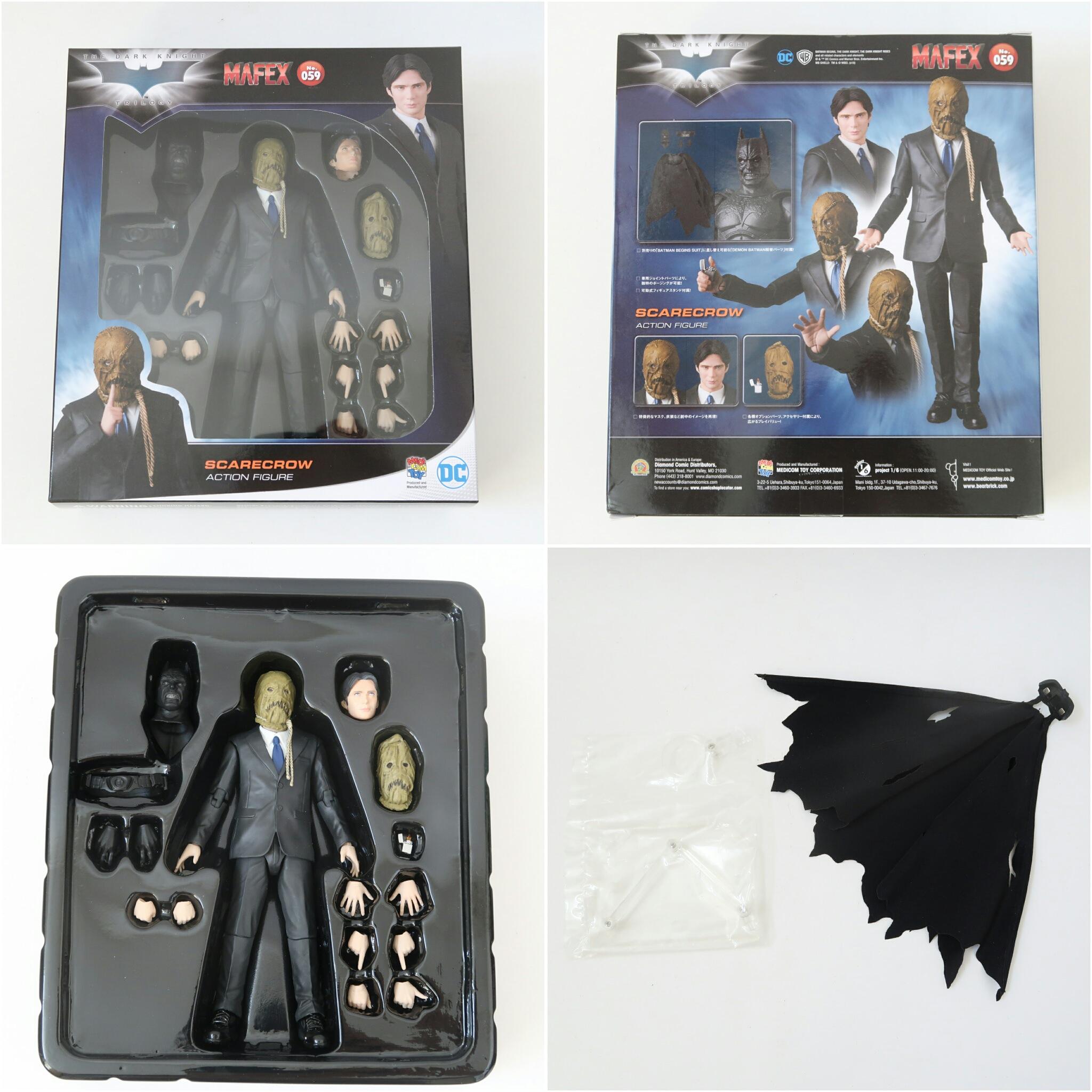 Scarecrow - Batman The Dark Knight - Mafex (Medicom Toys) CnhIucet_o