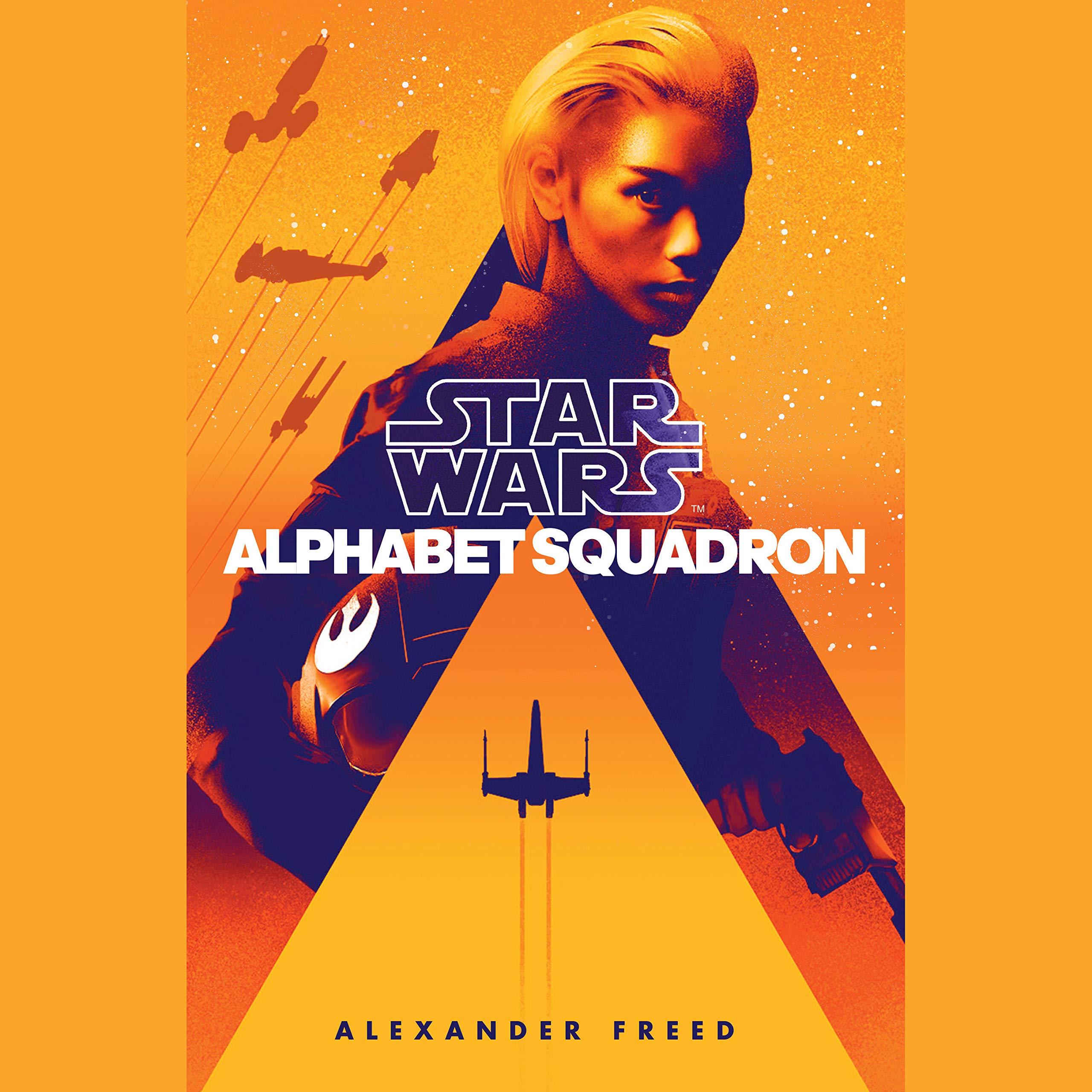 Star Wars - Alphabet Squadron (2019) - Alexander Freed