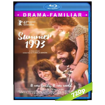 Verano 1993 BRRip 720p Audio Castellano[Drama](2017)