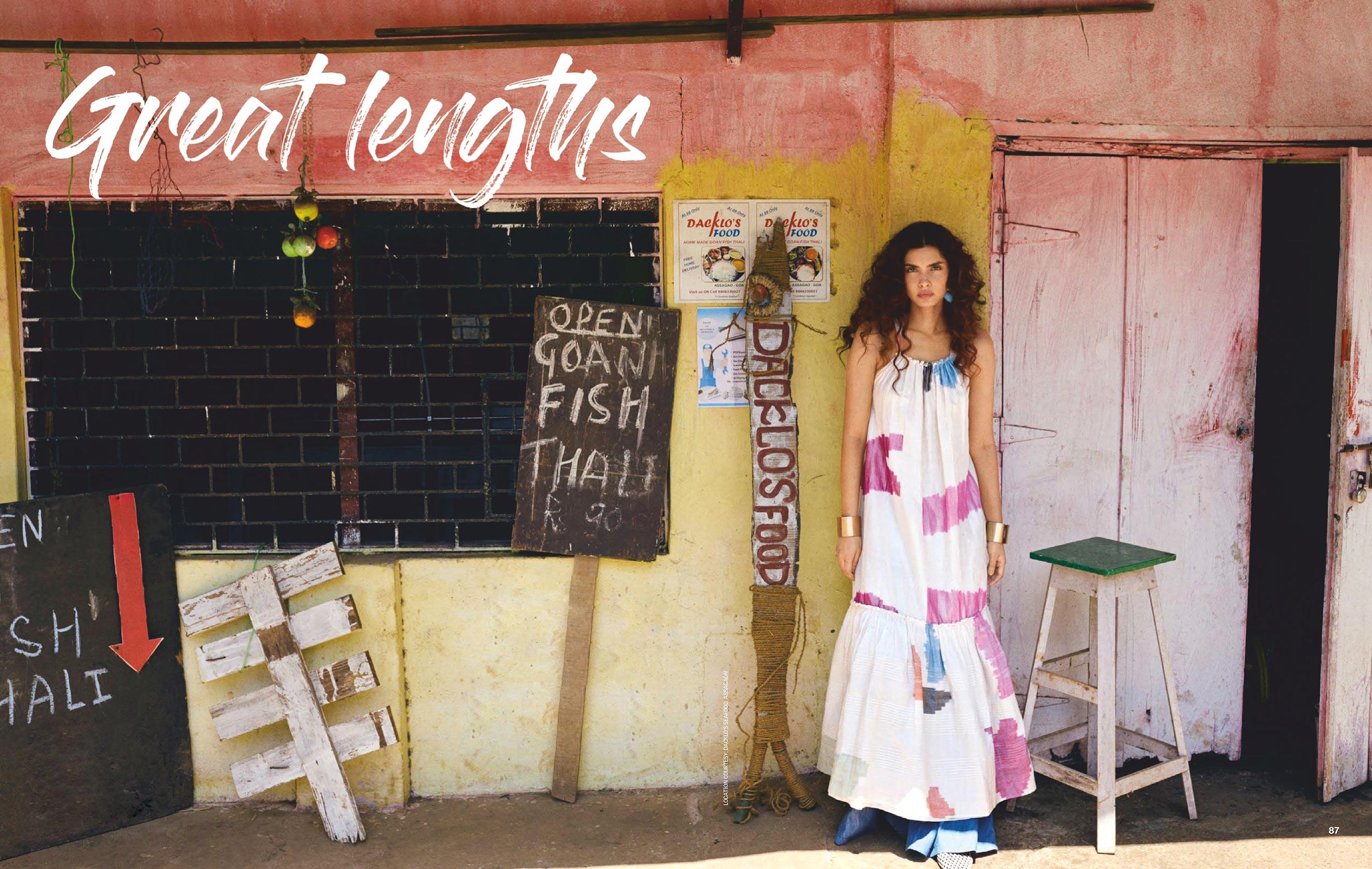 Модные хиты на побережье Гоа / фото 01