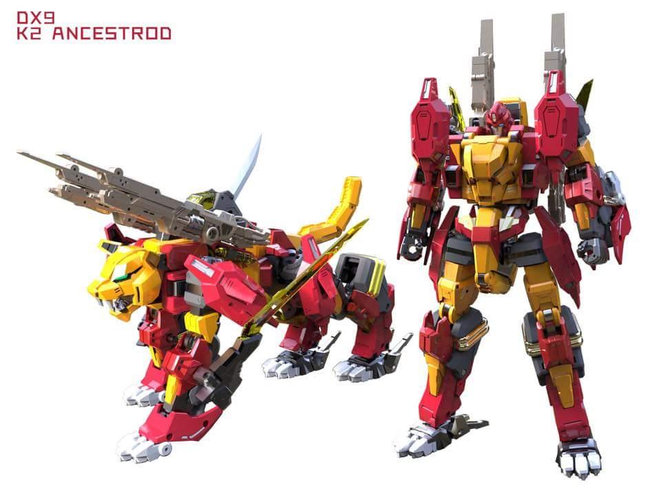 Produit Tiers - Design T-Beast - Basé sur Beast Wars - par Generation Toy, DX9 Toys, TT Hongli, Transform Element, etc GpqzCOn1_o