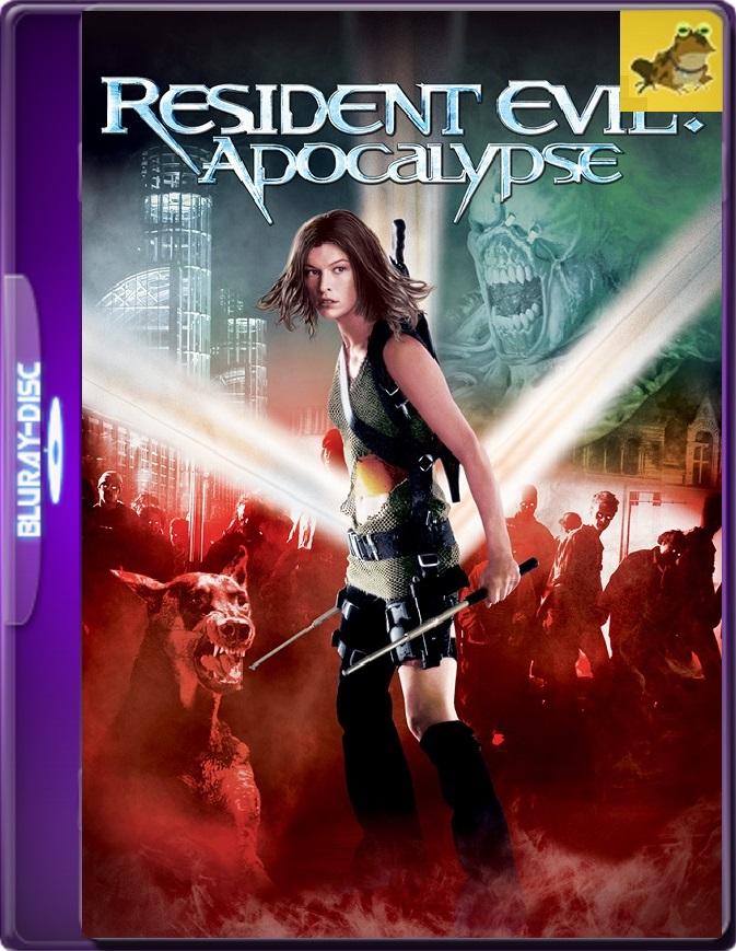 Resident Evil 2: Apocalipsis (2004) Brrip 1080p (60 FPS) Latino / Inglés
