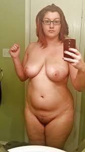 Naked fat girl selfies-3174