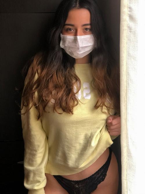 COVID-19 Banned Teens Masks Bikinis And Panties Free Erotic Photo Galleries