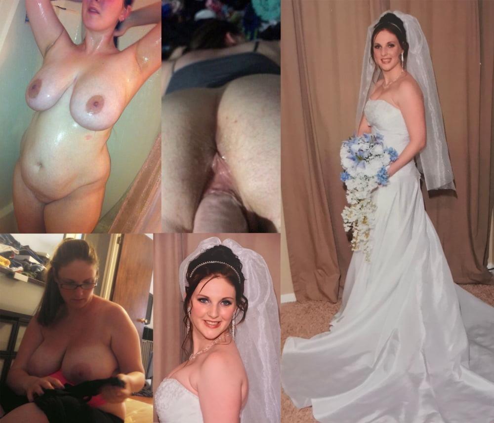 Wedding dress bukkake-7705