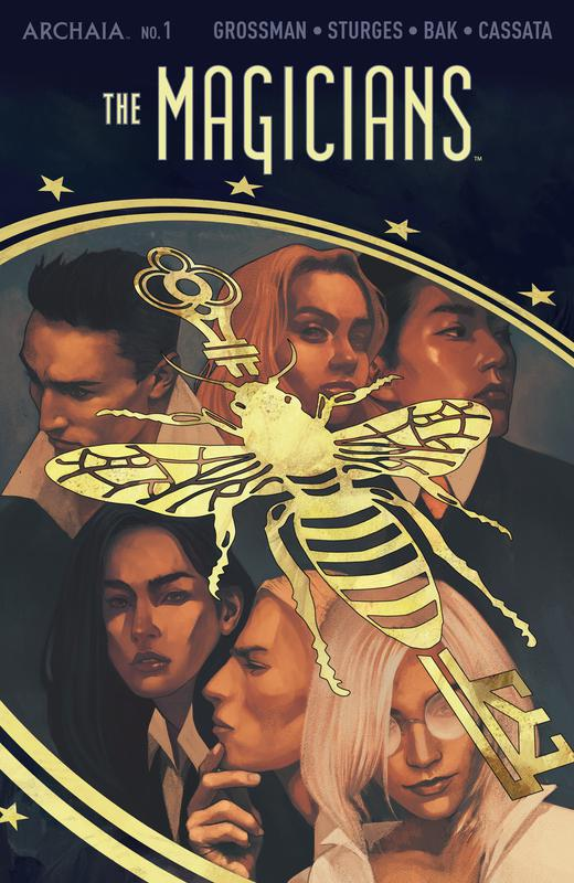 The Magicians #1-3 (2019-2020)