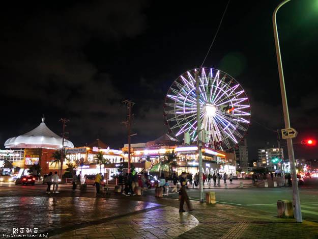 美國村 沖繩 不自駕