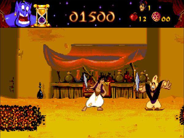 Disney Aladdin Captura 1