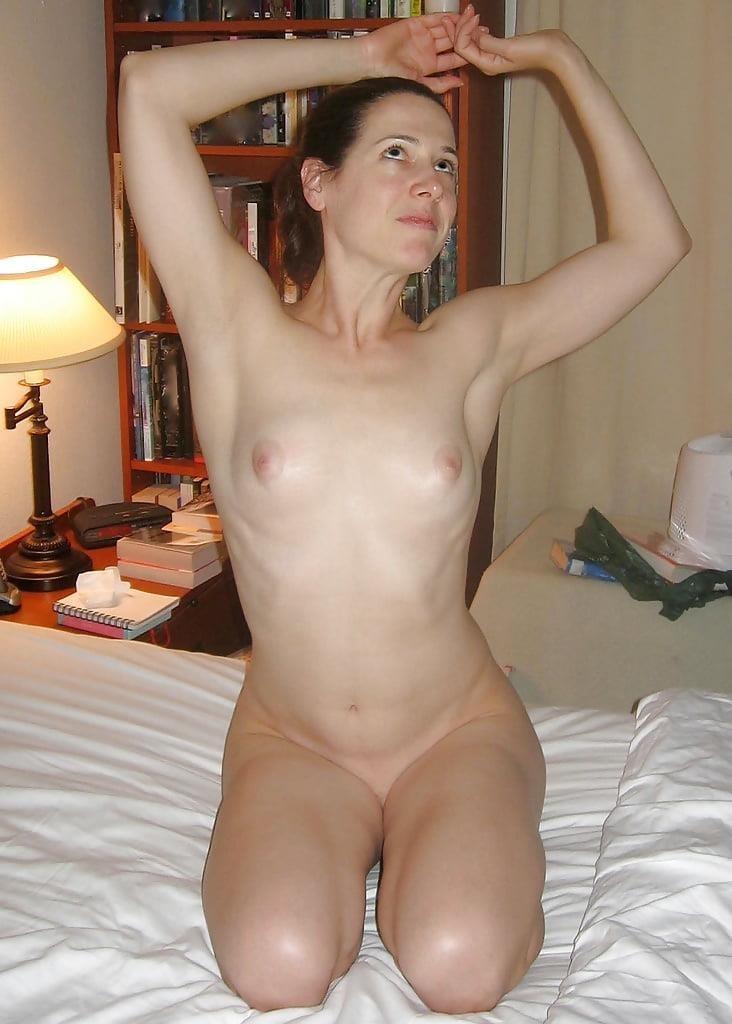 Hairy nude older women-7202
