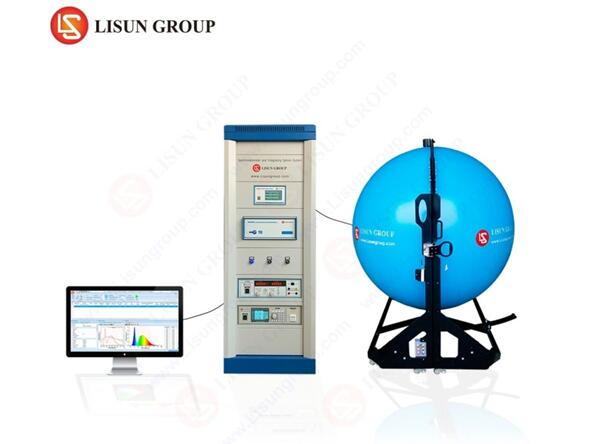 Lisun Introduced the difference between Spectroradiometer & Integrating Sphere VS Goniophotometer Test