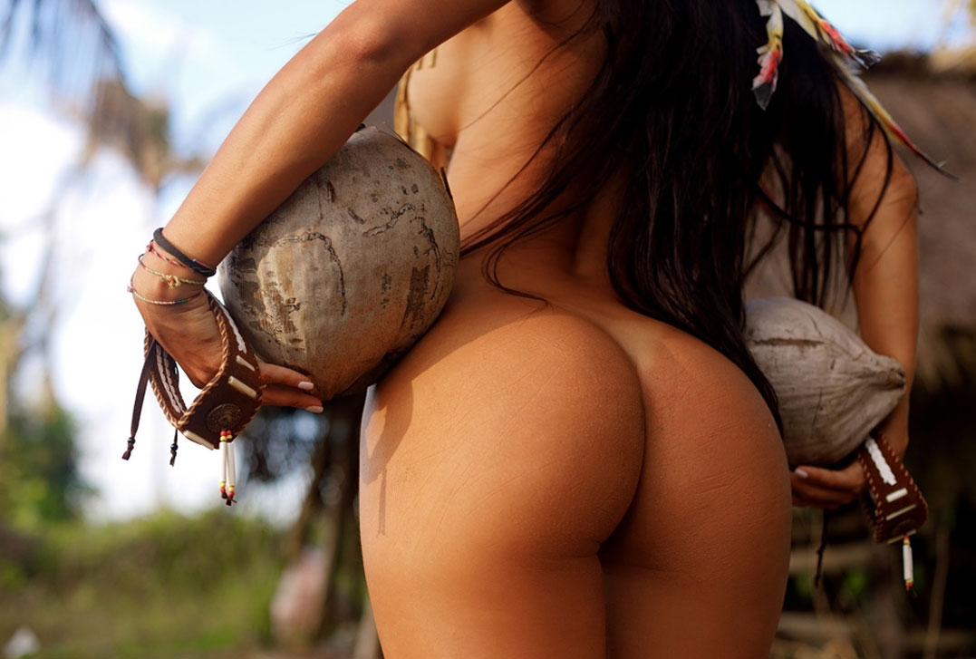 сексуальная индейская жена / фото 02