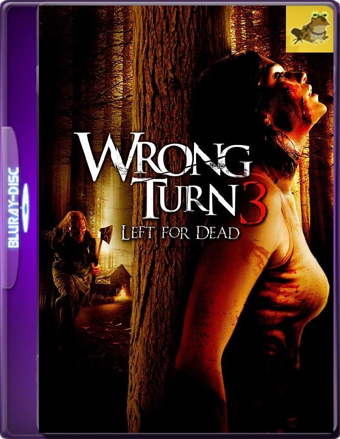 Camino Hacia El Terror 3: Abandonado Para Morir (2009) Brrip 1080p (60 FPS) Latino / Inglés