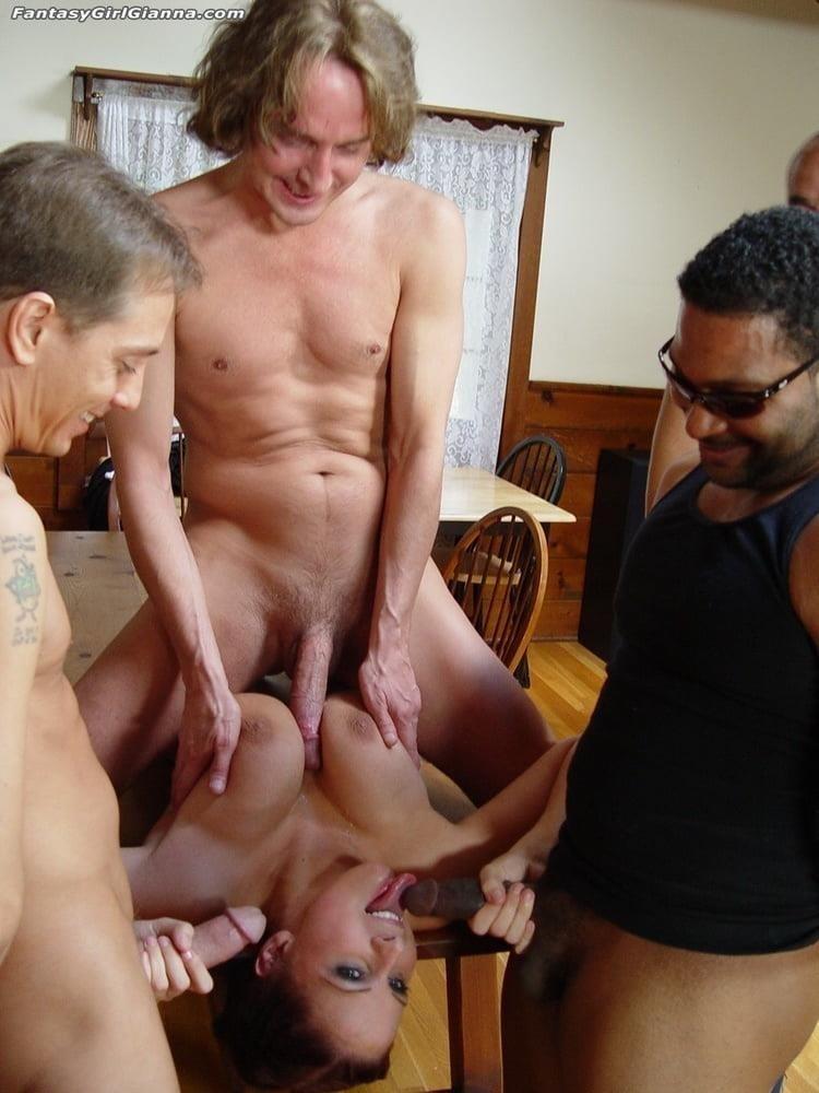 Asian tits bukkake-9763