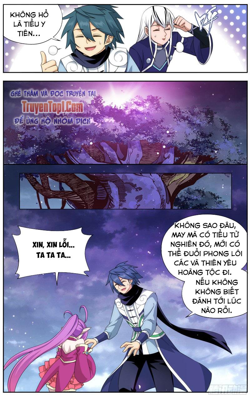 Đấu Phá Thương Khung Chapter 312 - Hamtruyen.vn