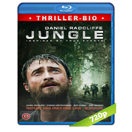 descargar Jungla [BDRip m720p][Trial Lat/Cast/Ing][VS][Thriller](2017) gartis