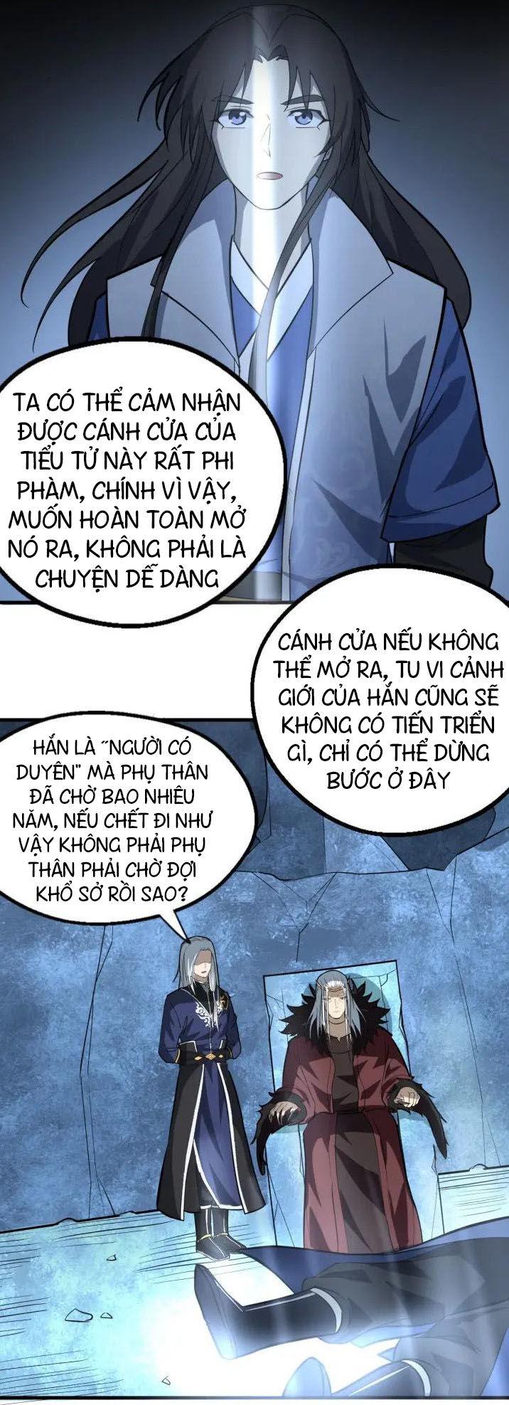 Đại Nghịch Chi Môn Chap 73 . Next Chap Chap 74