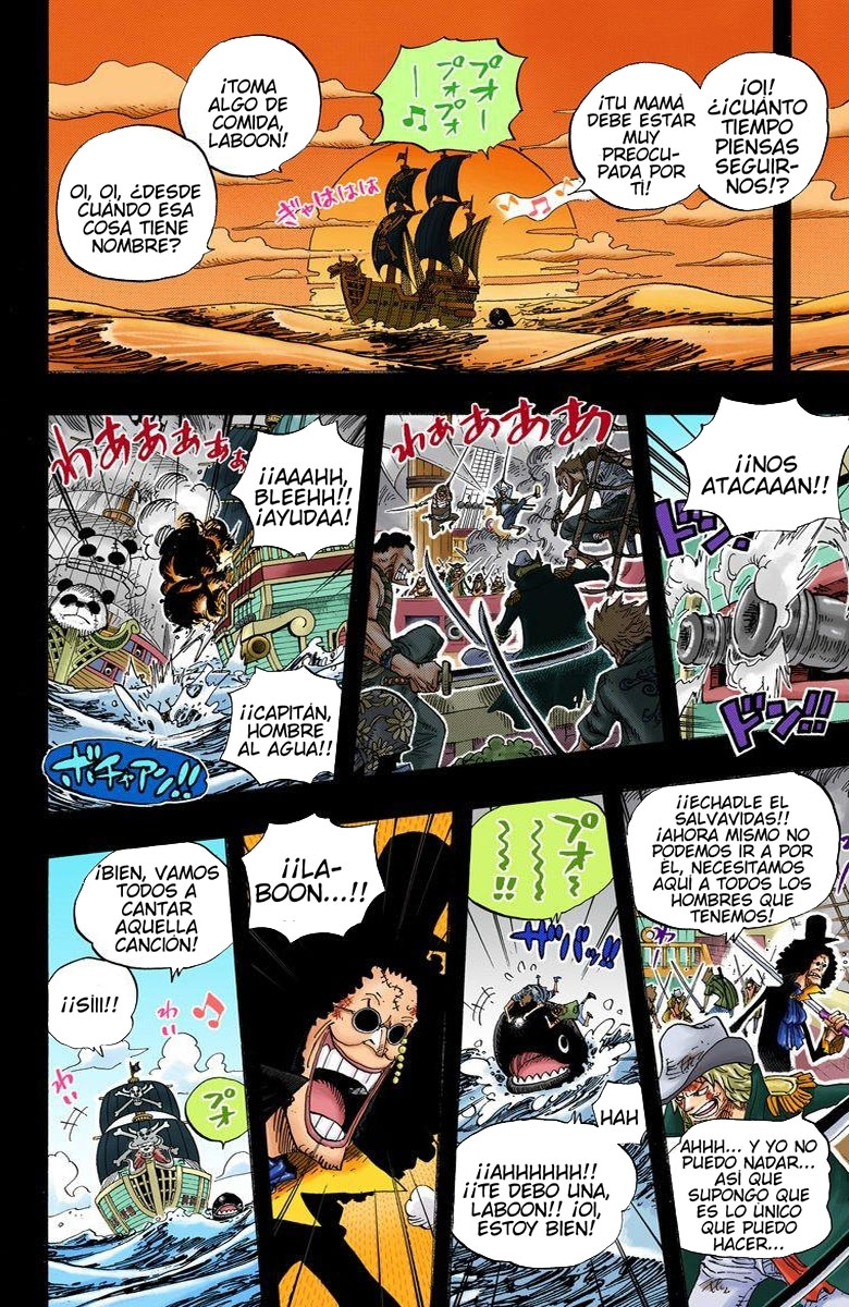 One Piece Manga 487-489 [Full Color] 89uy0lc8_o