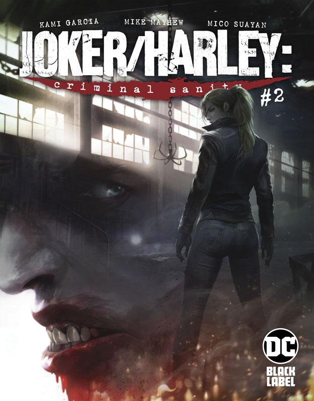 Joker - Harley - Criminal Sanity #1-3 (2019-2020)