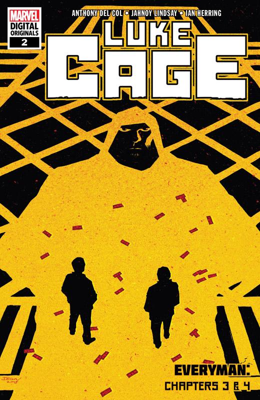 Luke Cage #1-3 (2018) (Digital Original)