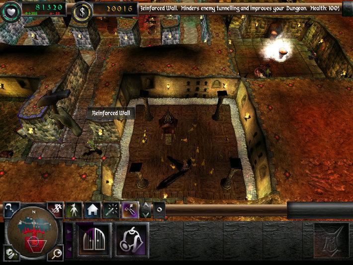 Dungeon Keeper 2 Captura 3